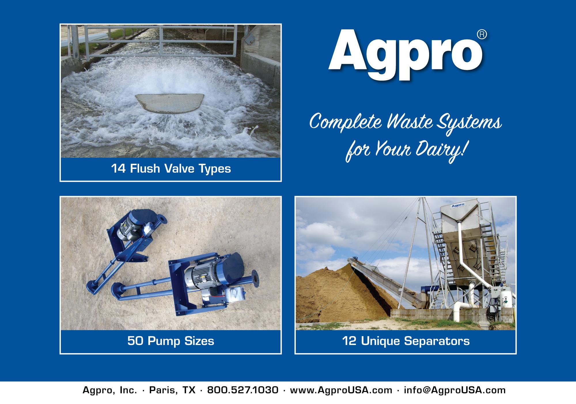 Agpro ad