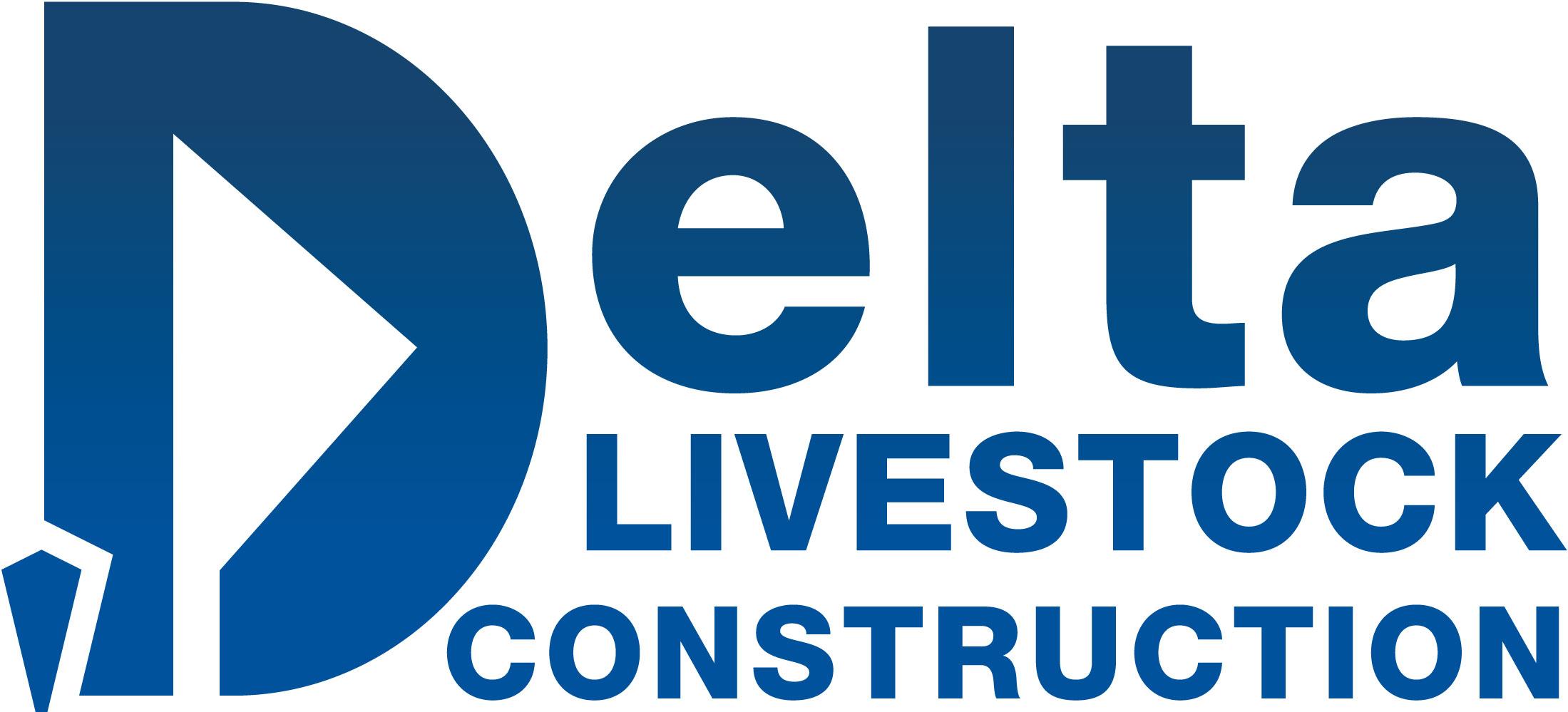 Delta Livestock Construction logo